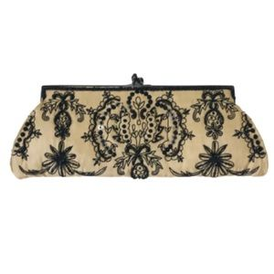 Moyna Vintage Beaded Evening Bag